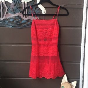 Victoria's Silk/Lace